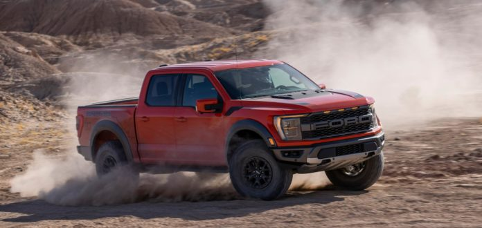 2021 Ford F-150 Raptor Revealed – A V8 is Officially Coming Next Year