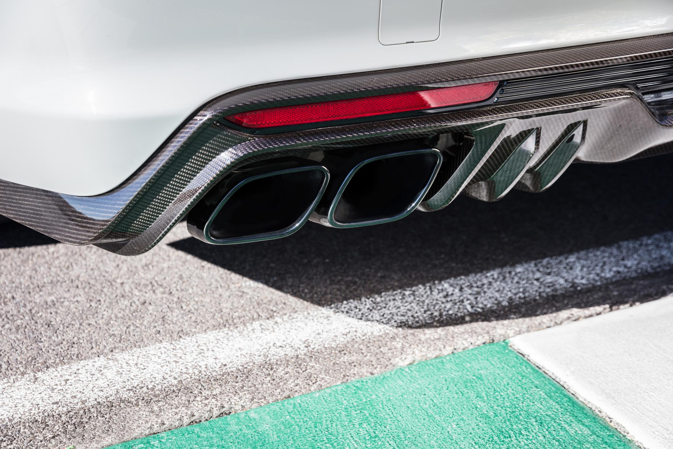 CT5-V Blackwing Exhaust