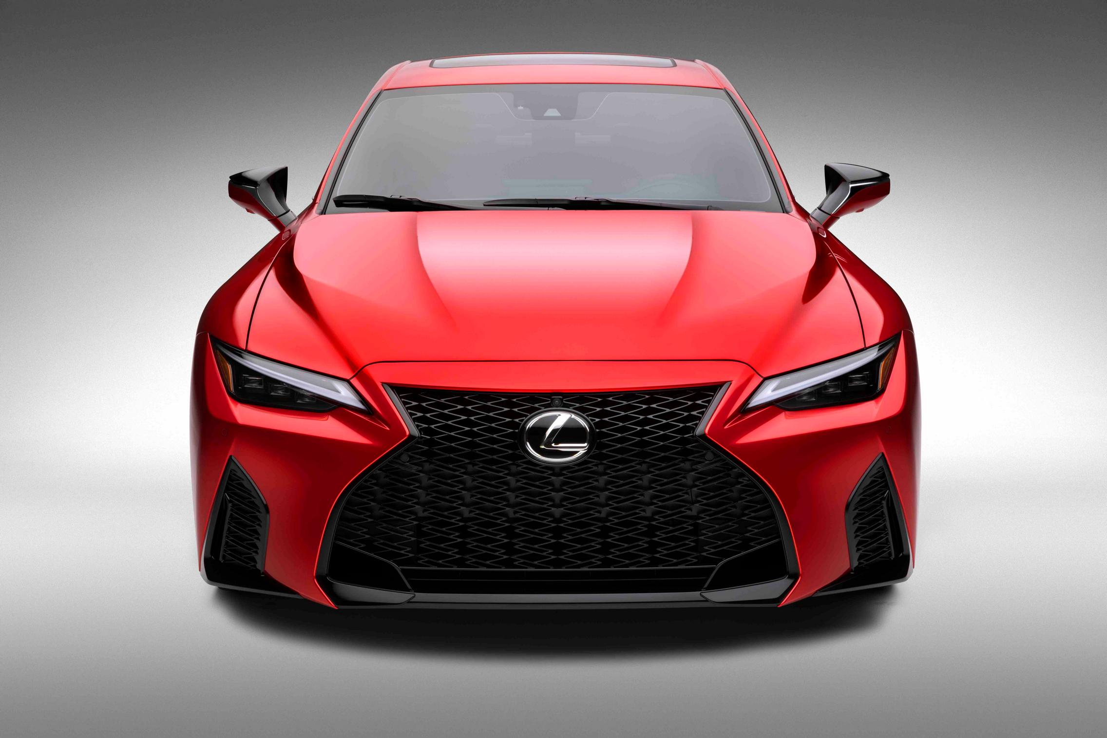 2022 Lexus IS 500 F Sport Performance front
