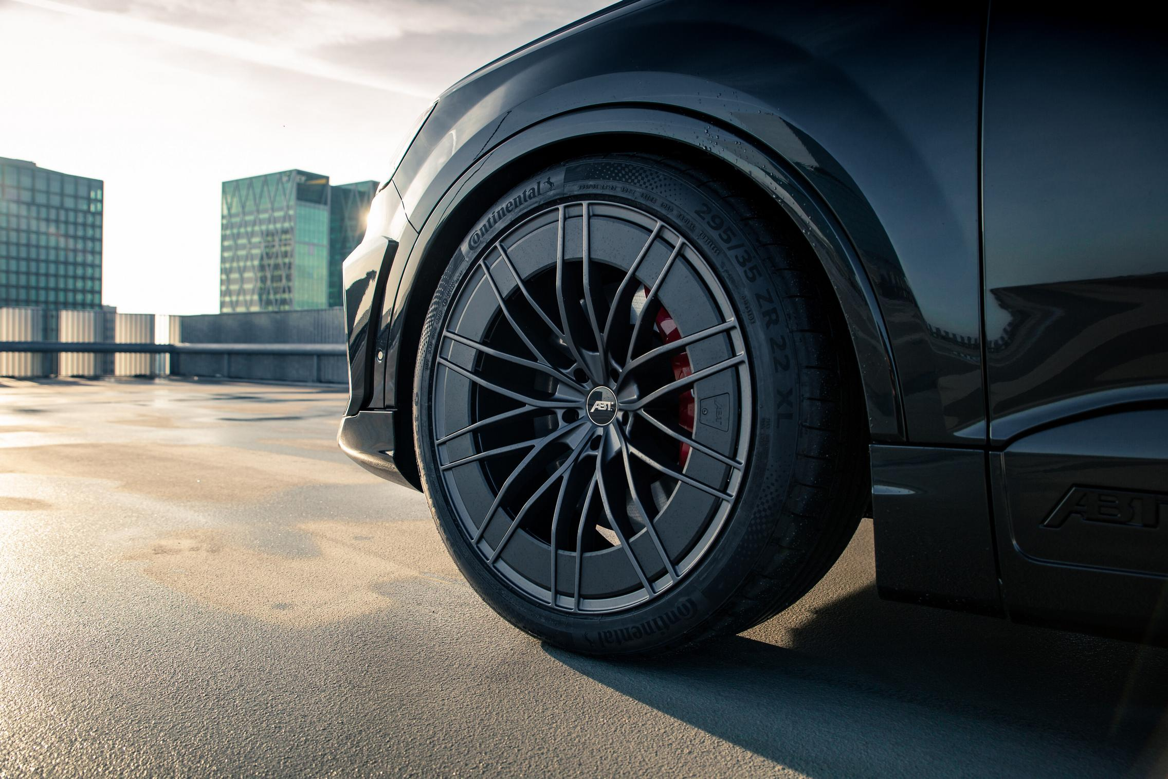 ABT Audi SQ7 wheels