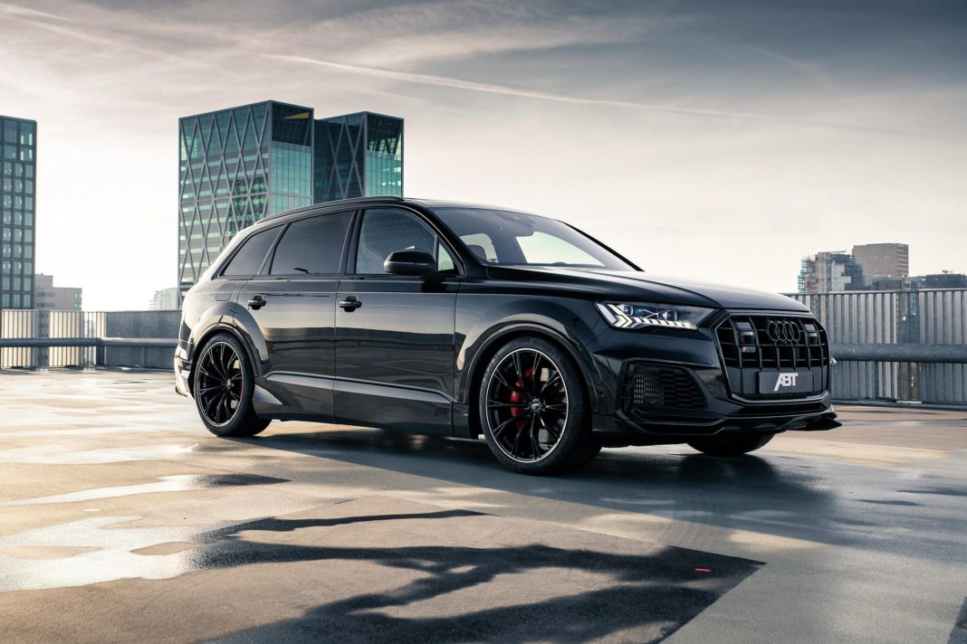 ABT Audi SQ7 widebody