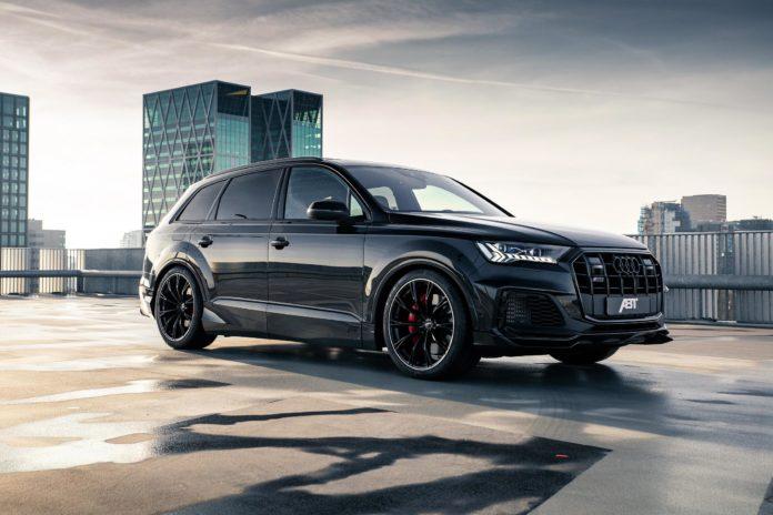ABT Reveals Widebody Audi SQ7 TFSI