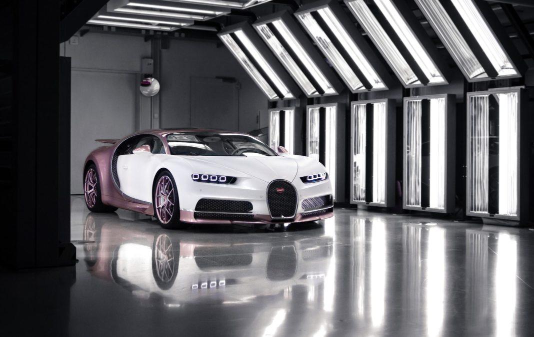 Bugatti Chiron Sport Alice
