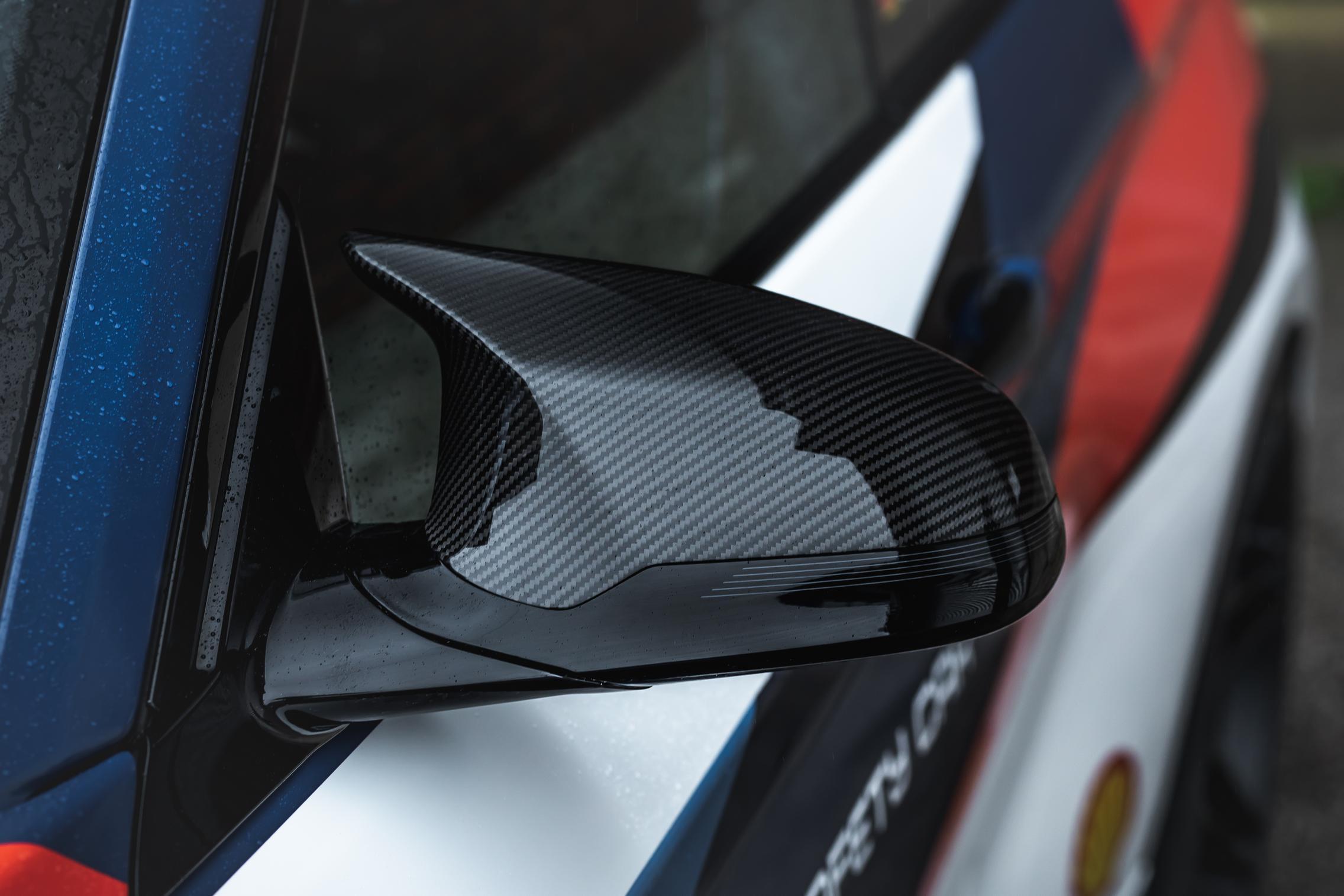 Carbon Mirrors BMW