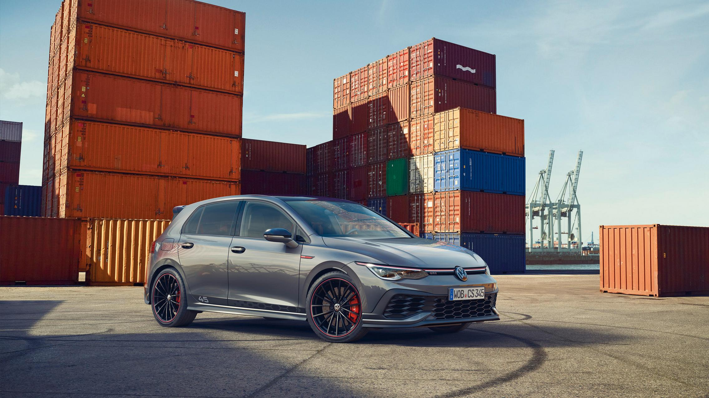 VW Golf 8 GTI Clubsport 45 price