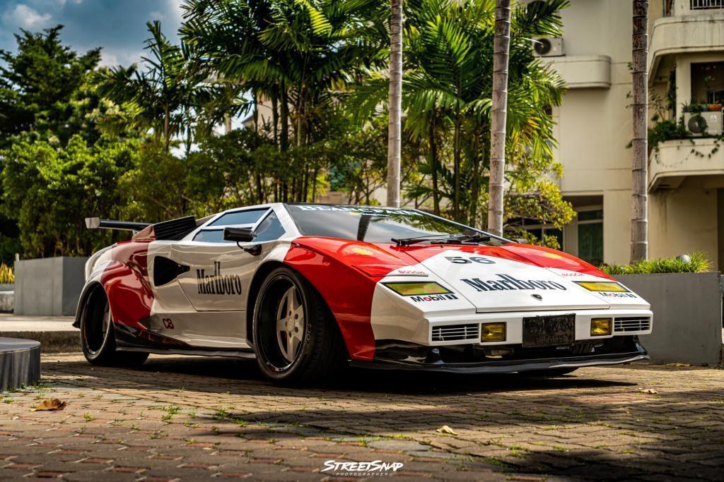 Lamborghini Countach Replica Thailand