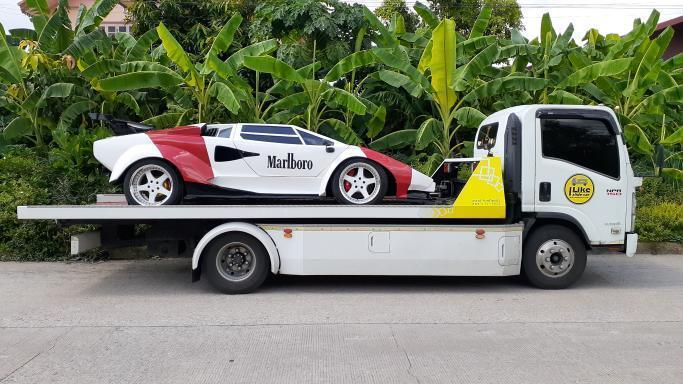 Lamborghini Countach Replica shipping
