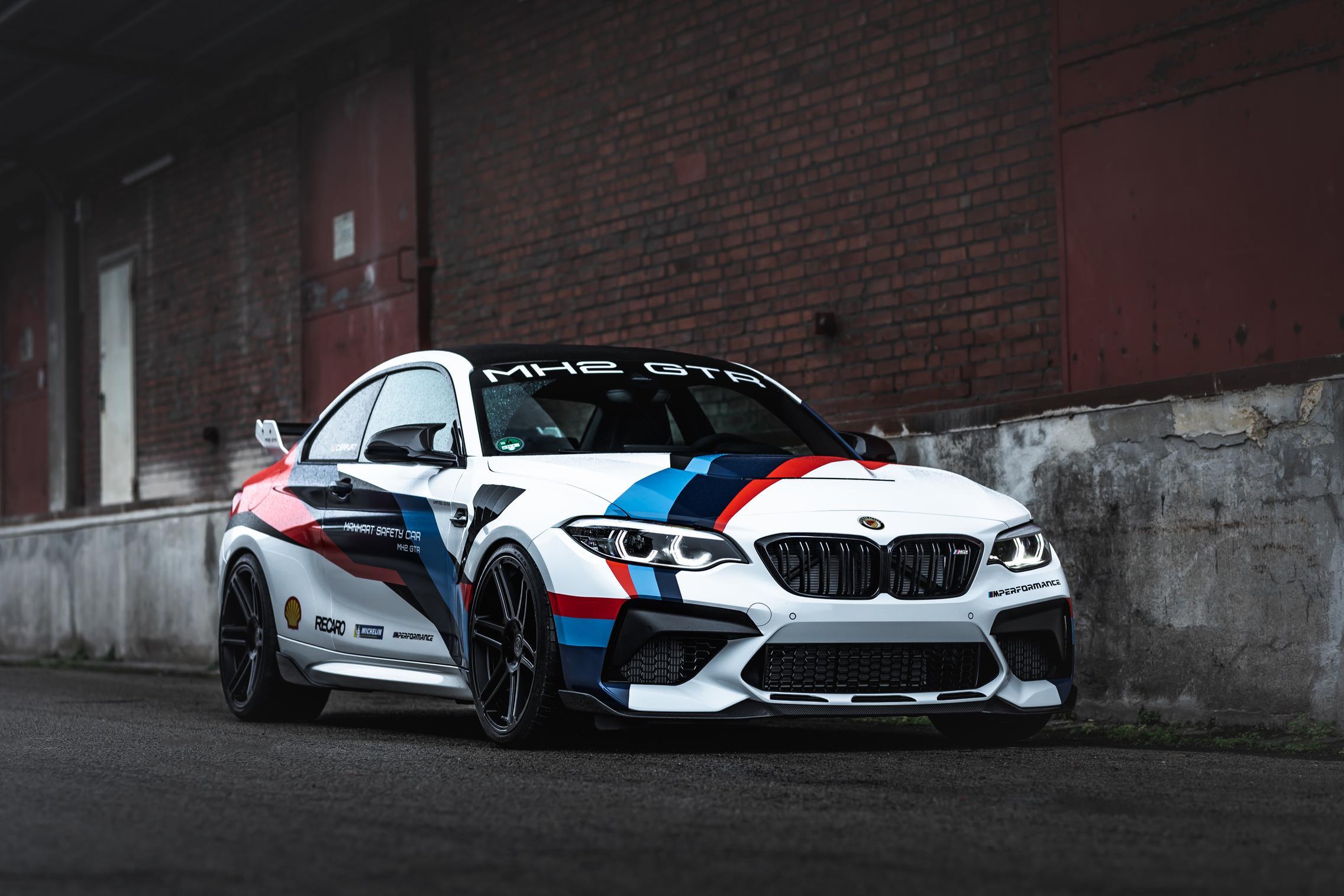 Manhart BMW M2 CS Tuned