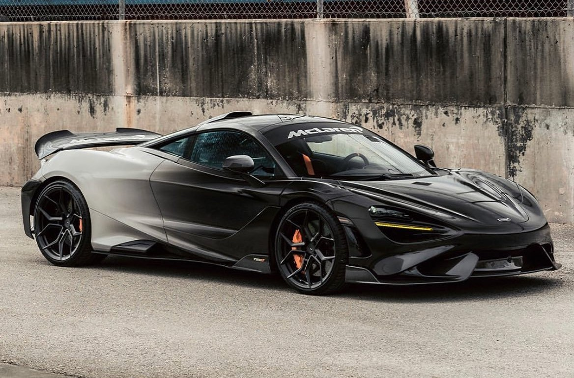 Fastest McLaren 765LT: 1/4 Mile in 8.9s with Tune and Downpipes Only!