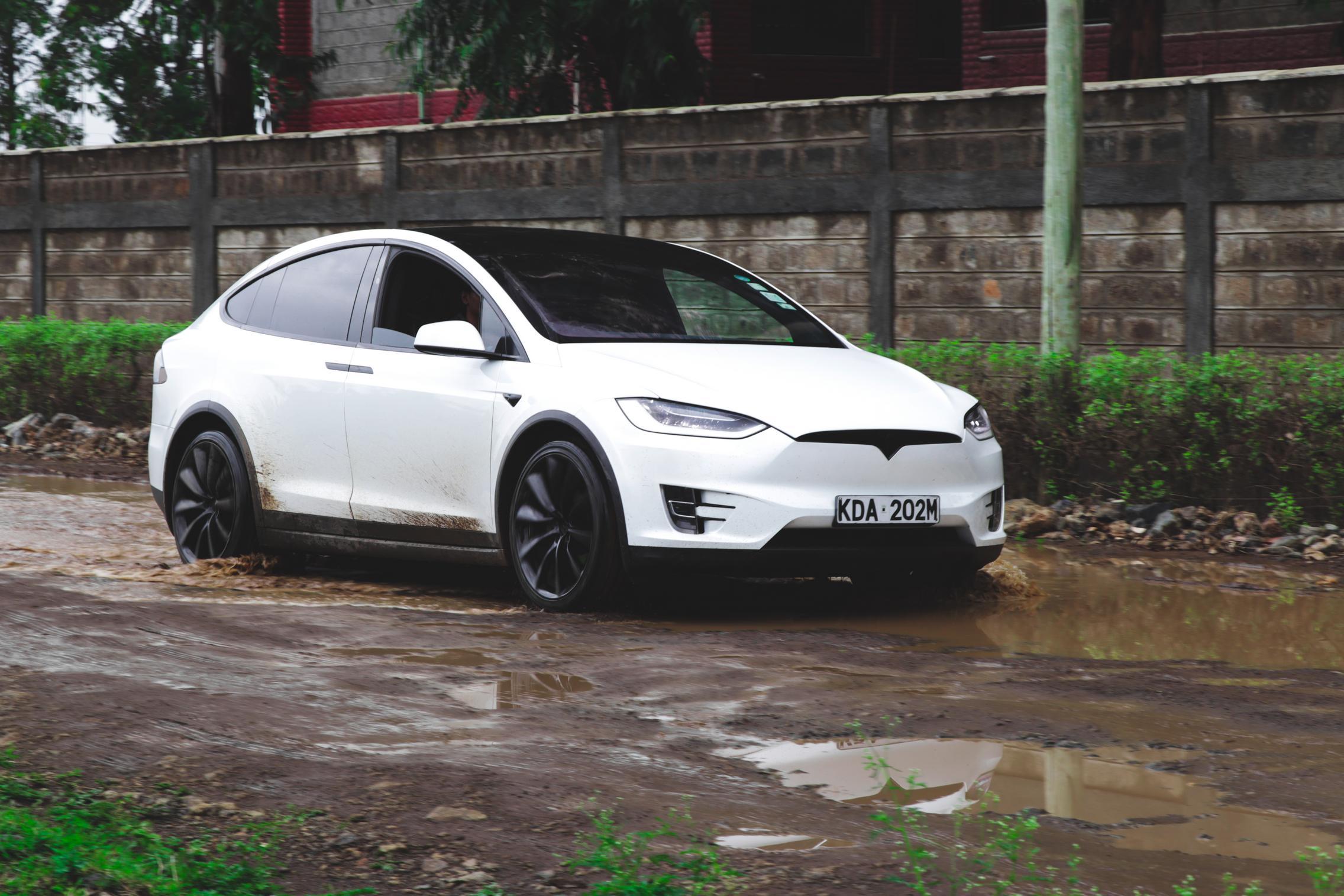 Model X Off road