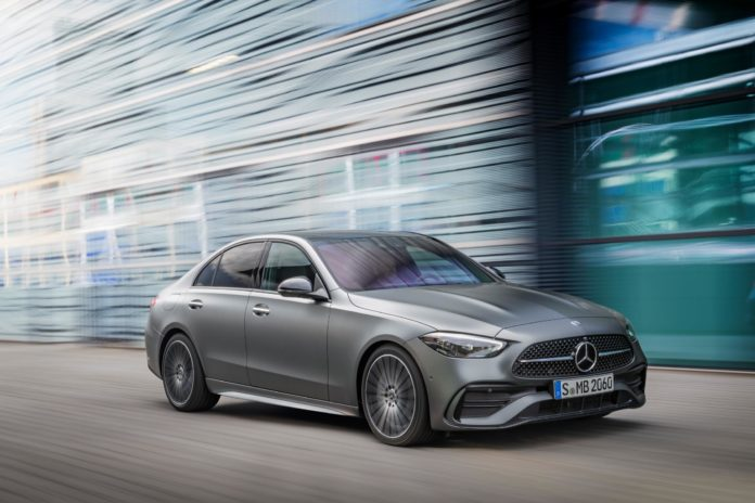 2022 Mercedes-Benz C-Class Launched: 4 Cylinder Engines Only