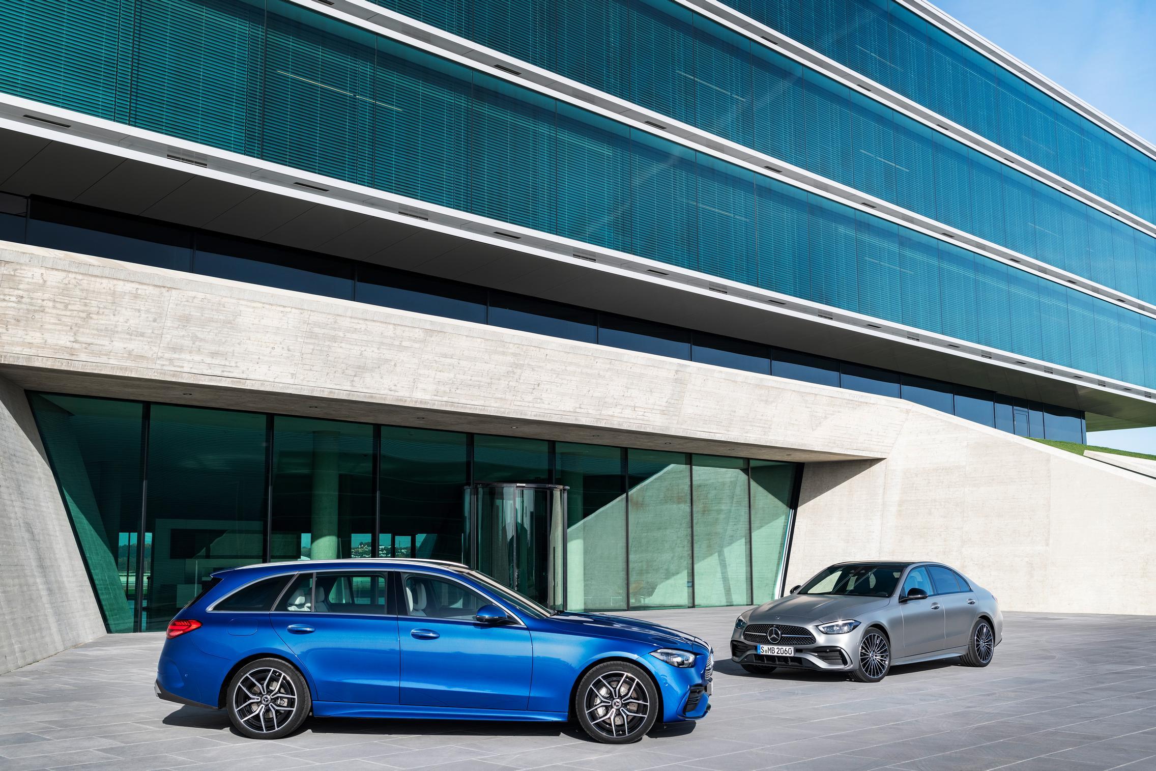 New-W206-C-Class-sedan-estate