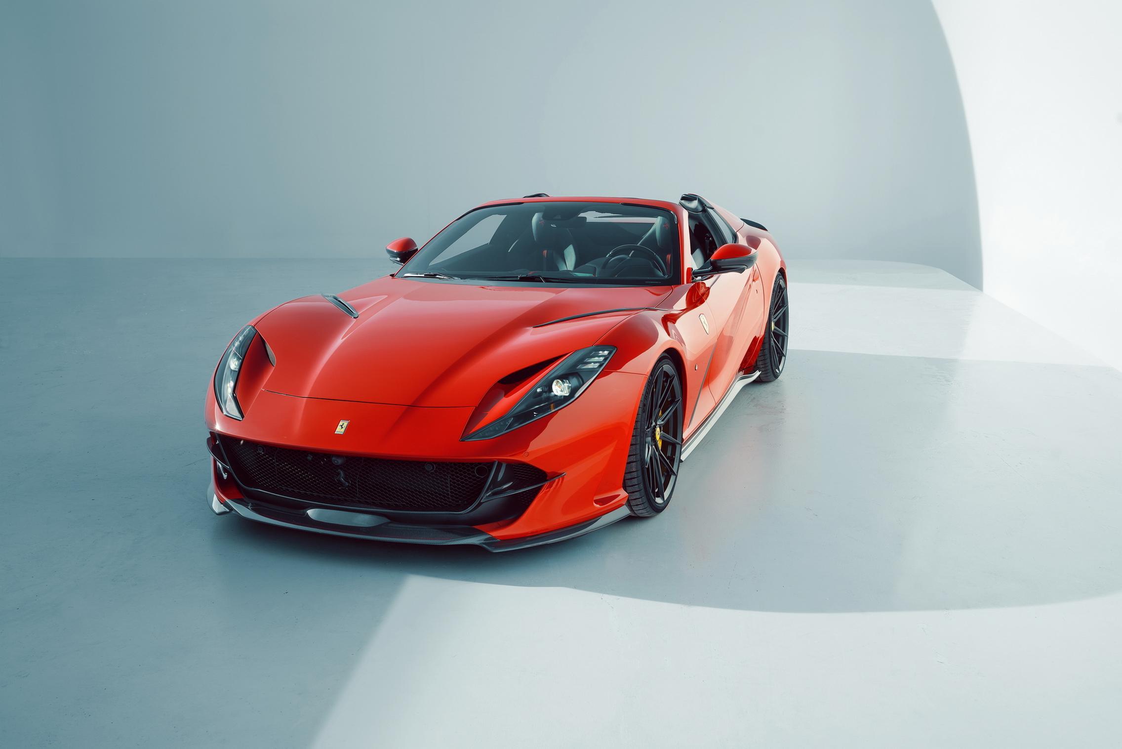 Novitec Ferrari 812 GTS price
