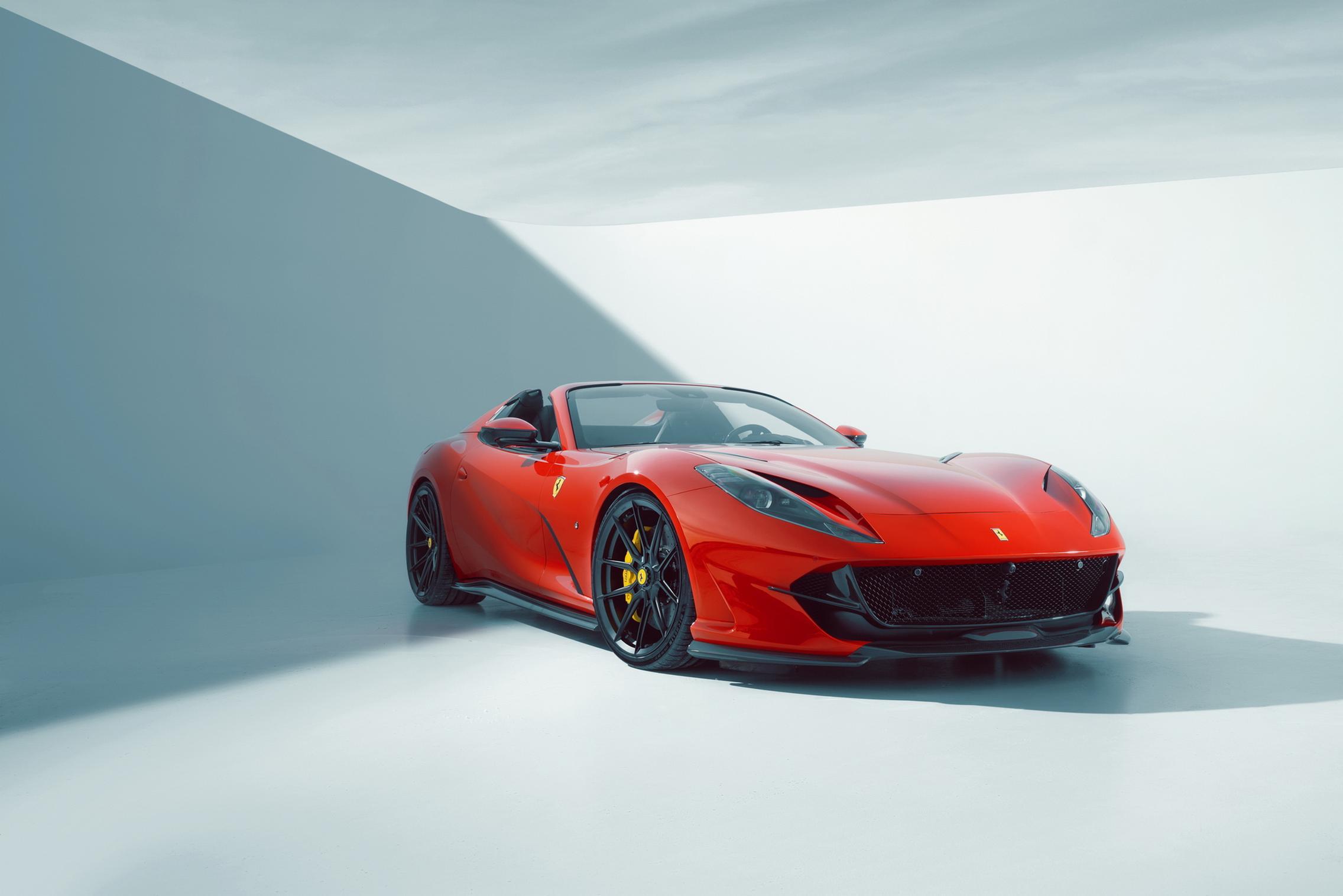 Novitec Ferrari 812 GTS specs