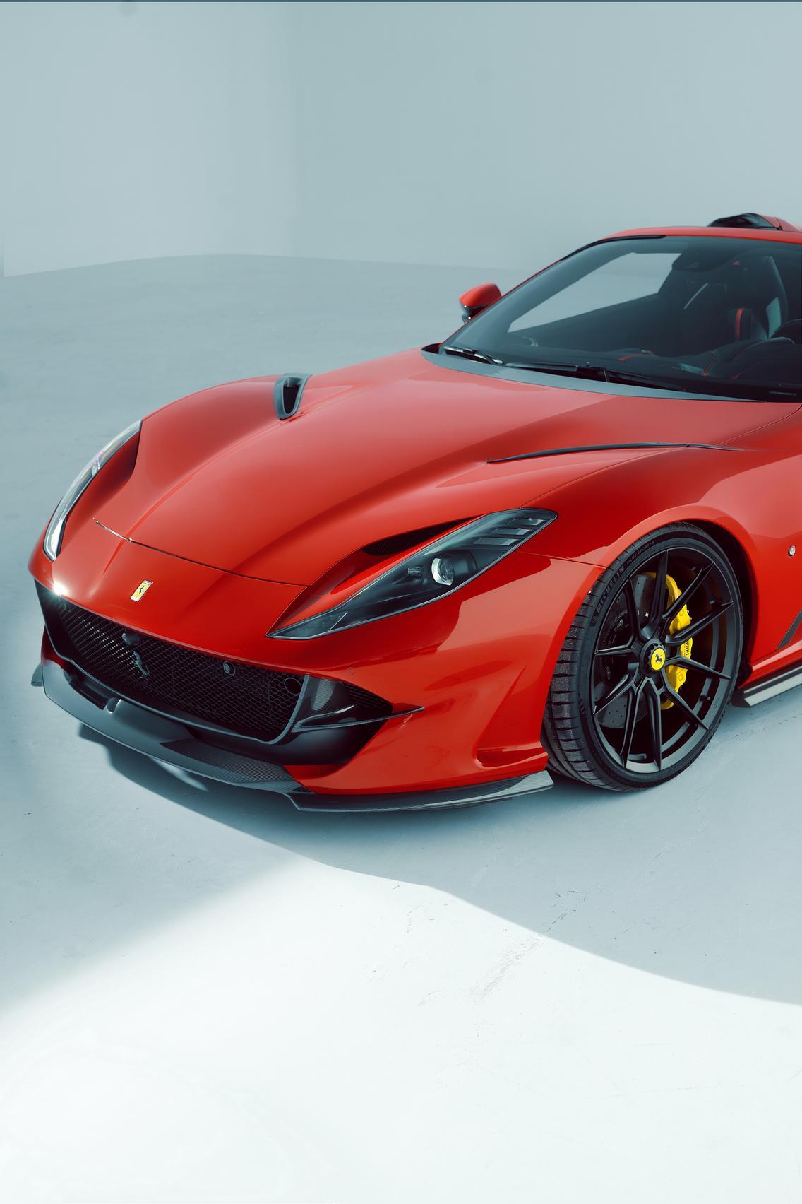 Novitec Ferrari 812 GTS wheels