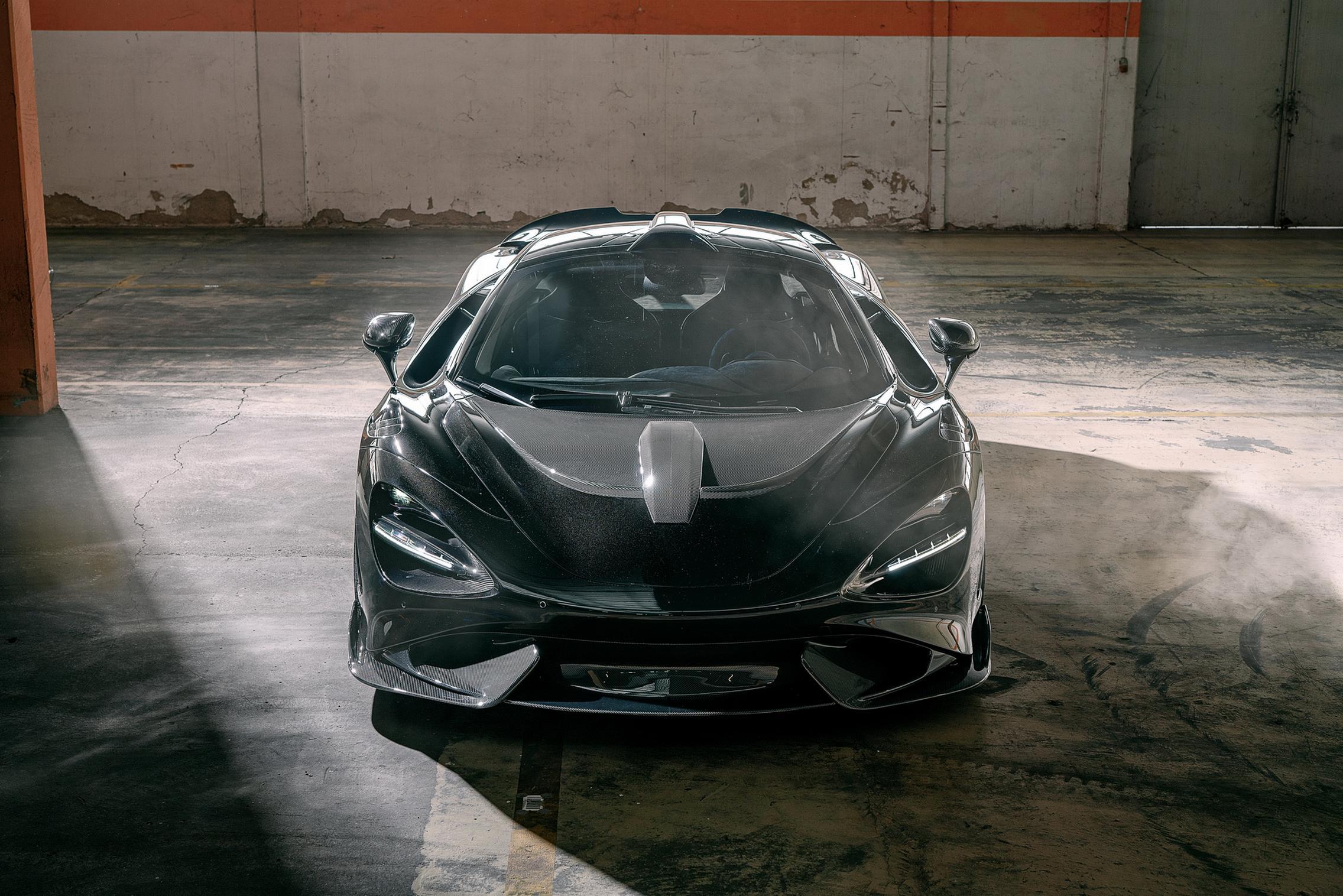 Novitec McLaren 765LT front