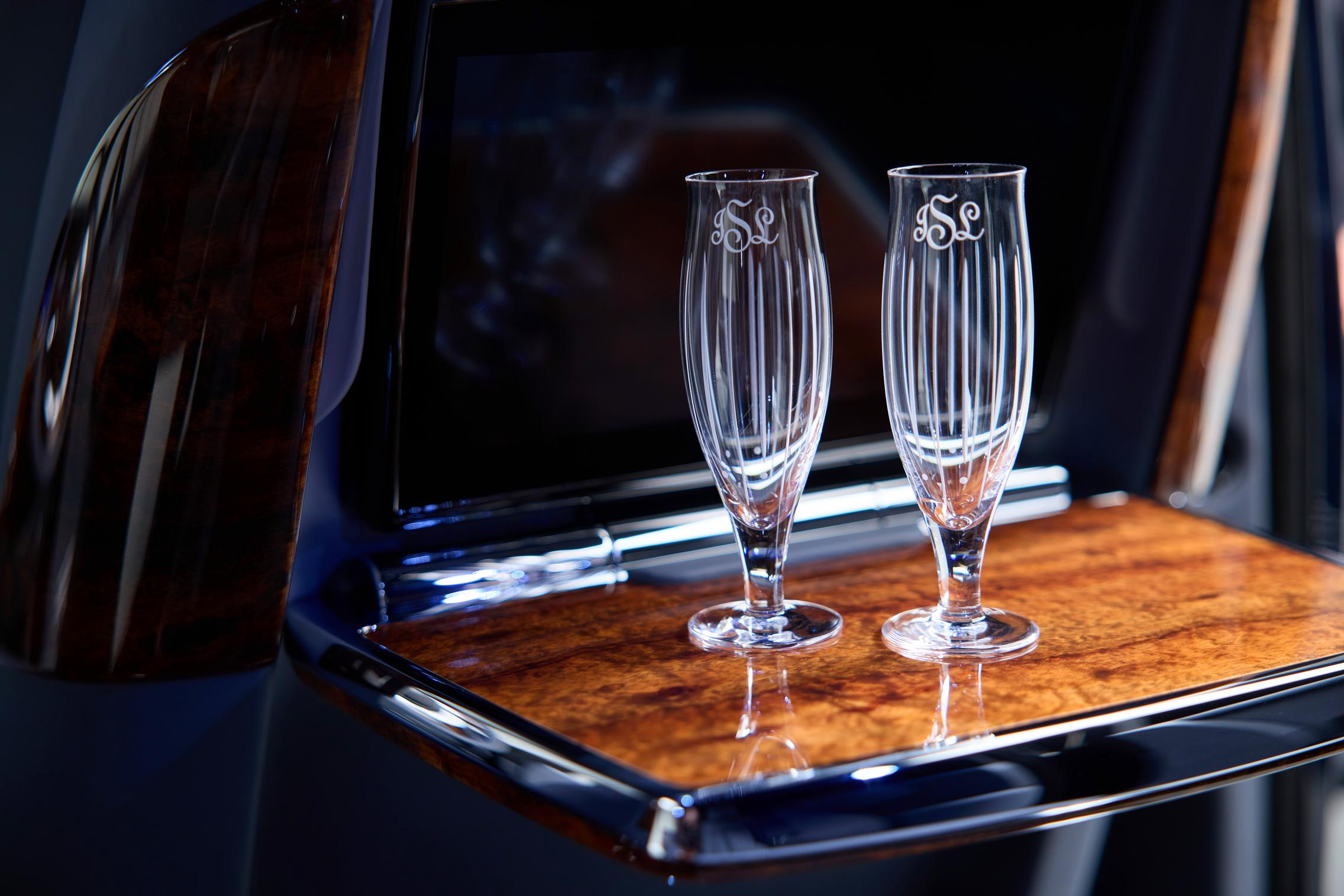 Rolls-Royce Phantom Glasses