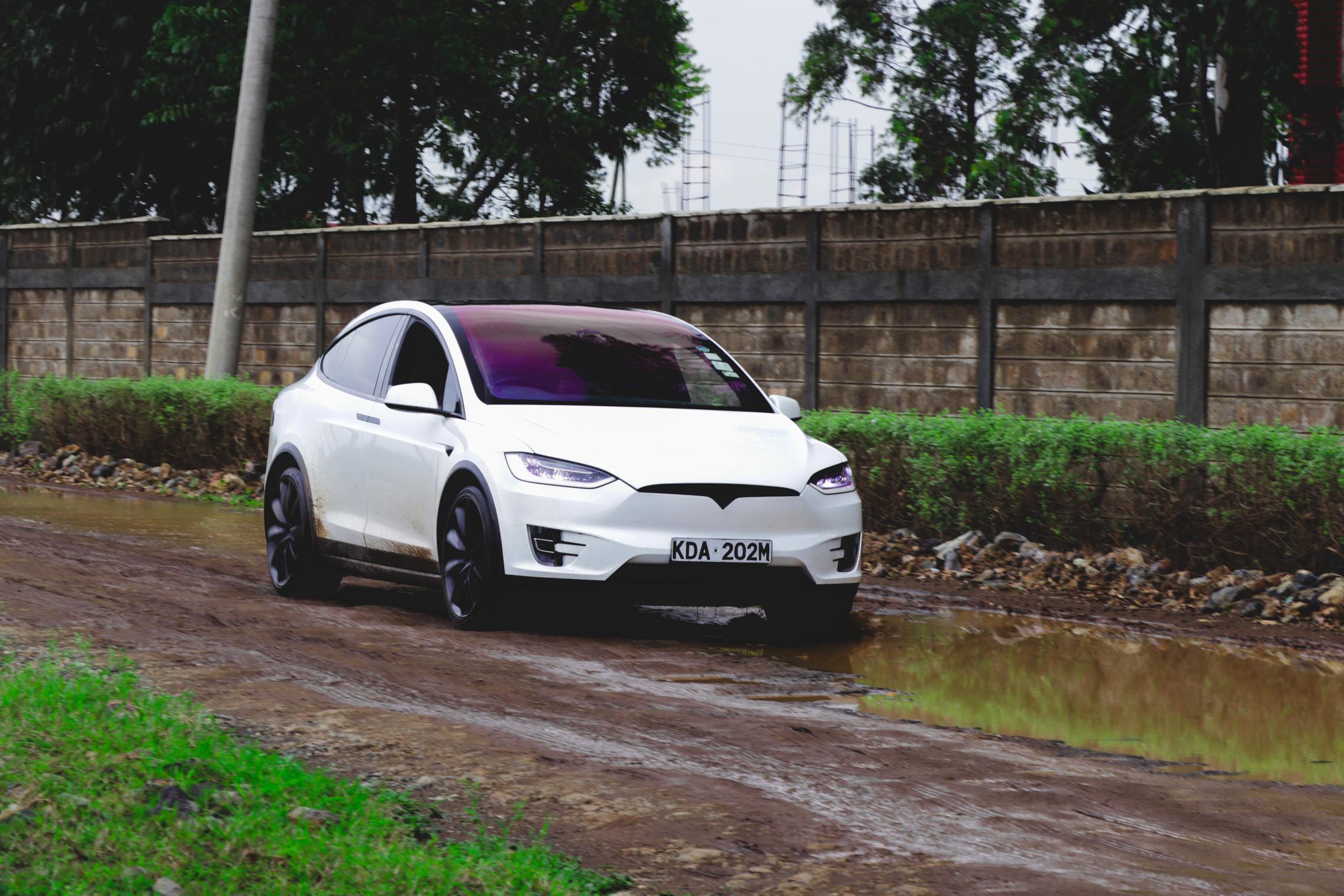 Telsa Model X AWD
