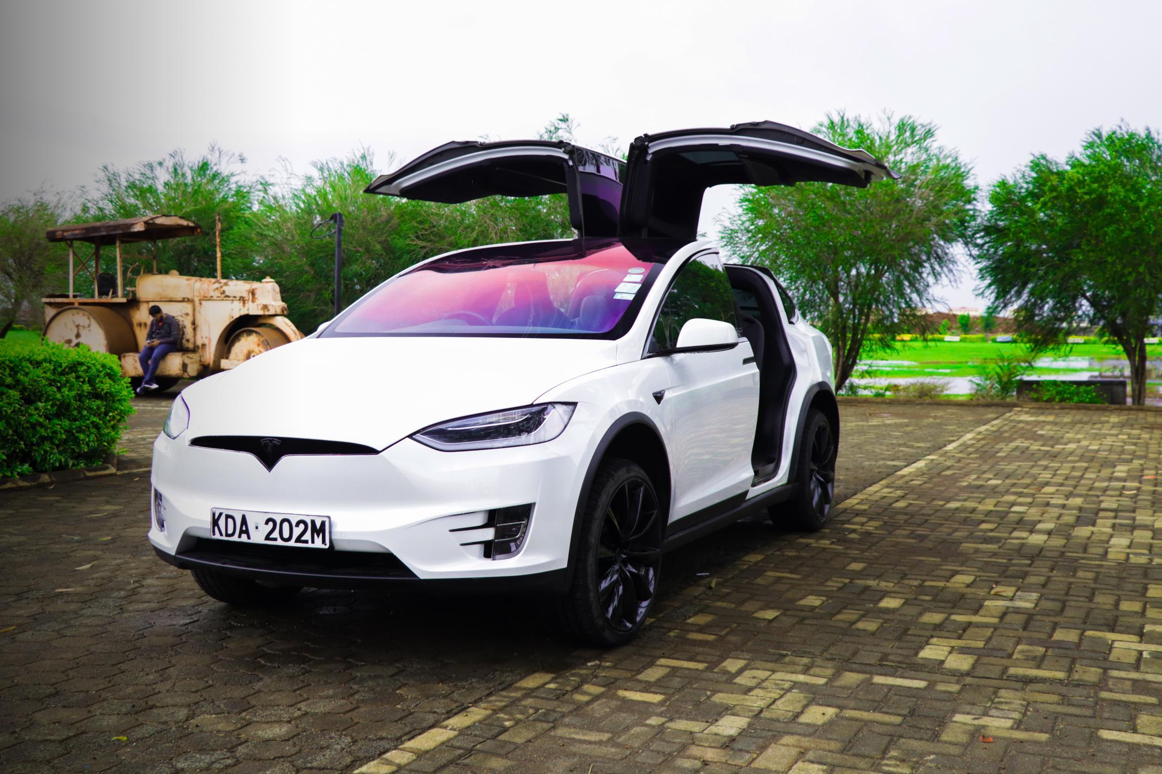 Telsa Model X Price in Kenya