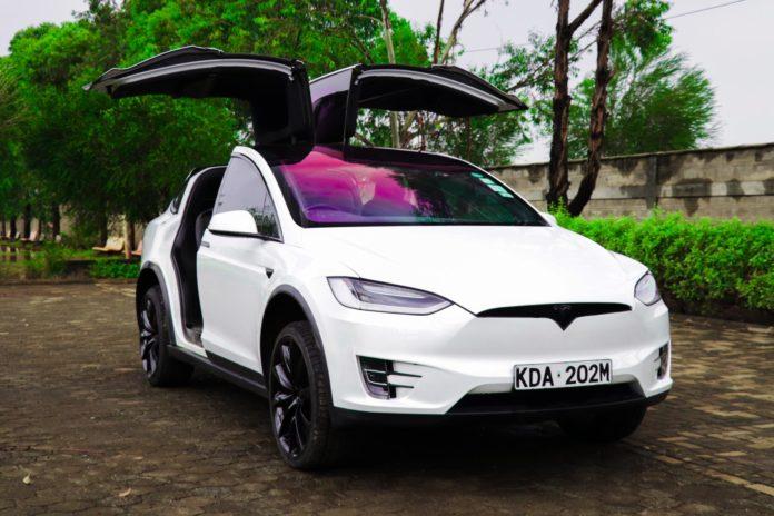 Telsa Model X price