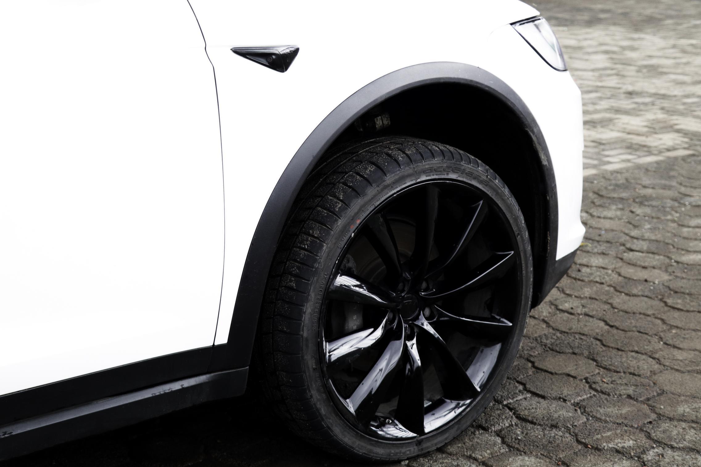 Tesla Model X Wheels