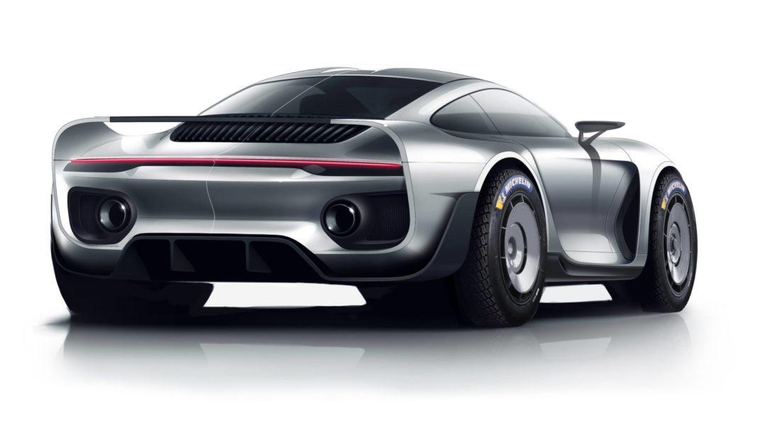 Off-road Porsche 911 Turbo Gemballa