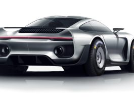 Off-road Porsche 911 Turbo Gemballa