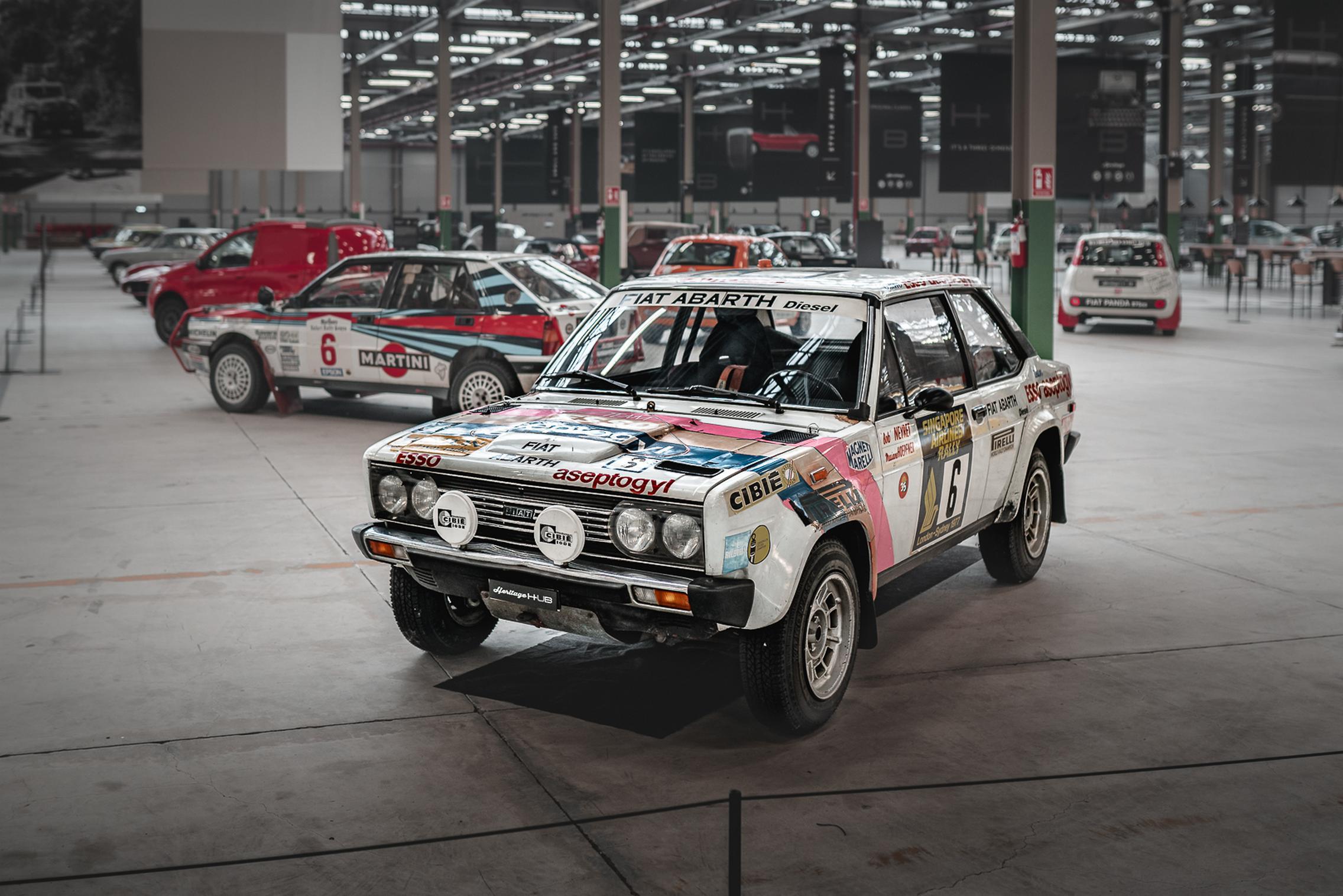 Fiat/Abarth 131 Diesel