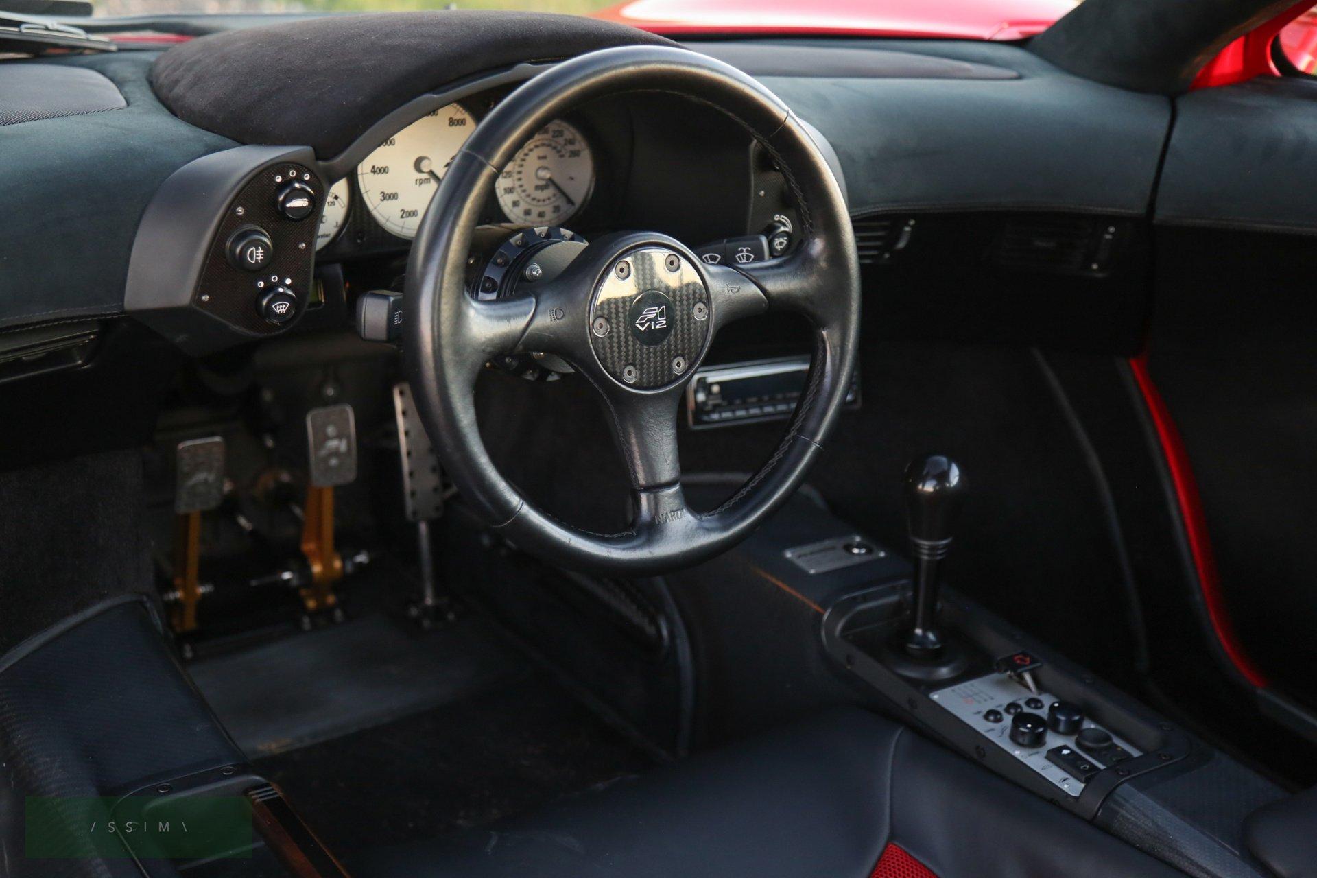 1995 McLaren F1 Steering Wheel
