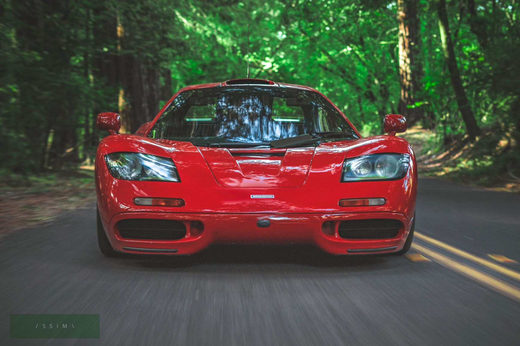 1995 McLaren F1 For Sale: 1 of 64 Road Cars Made Worldwide