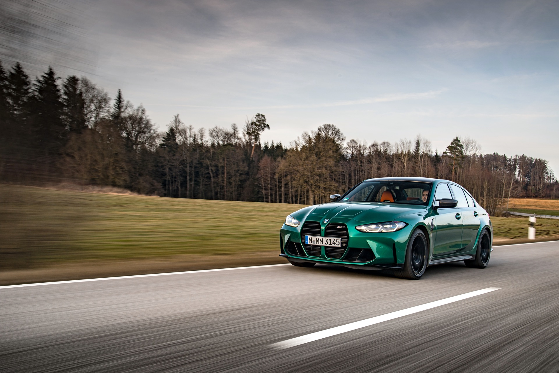 2022 BMW M3 review