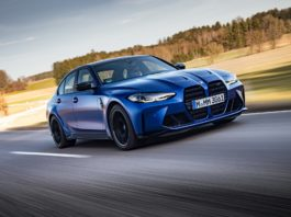 Portimao Blue BMW G80 M3 review