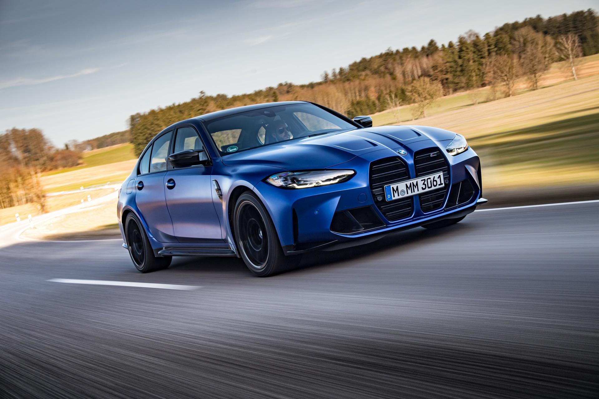 2022 BMW M3 Competition Review
