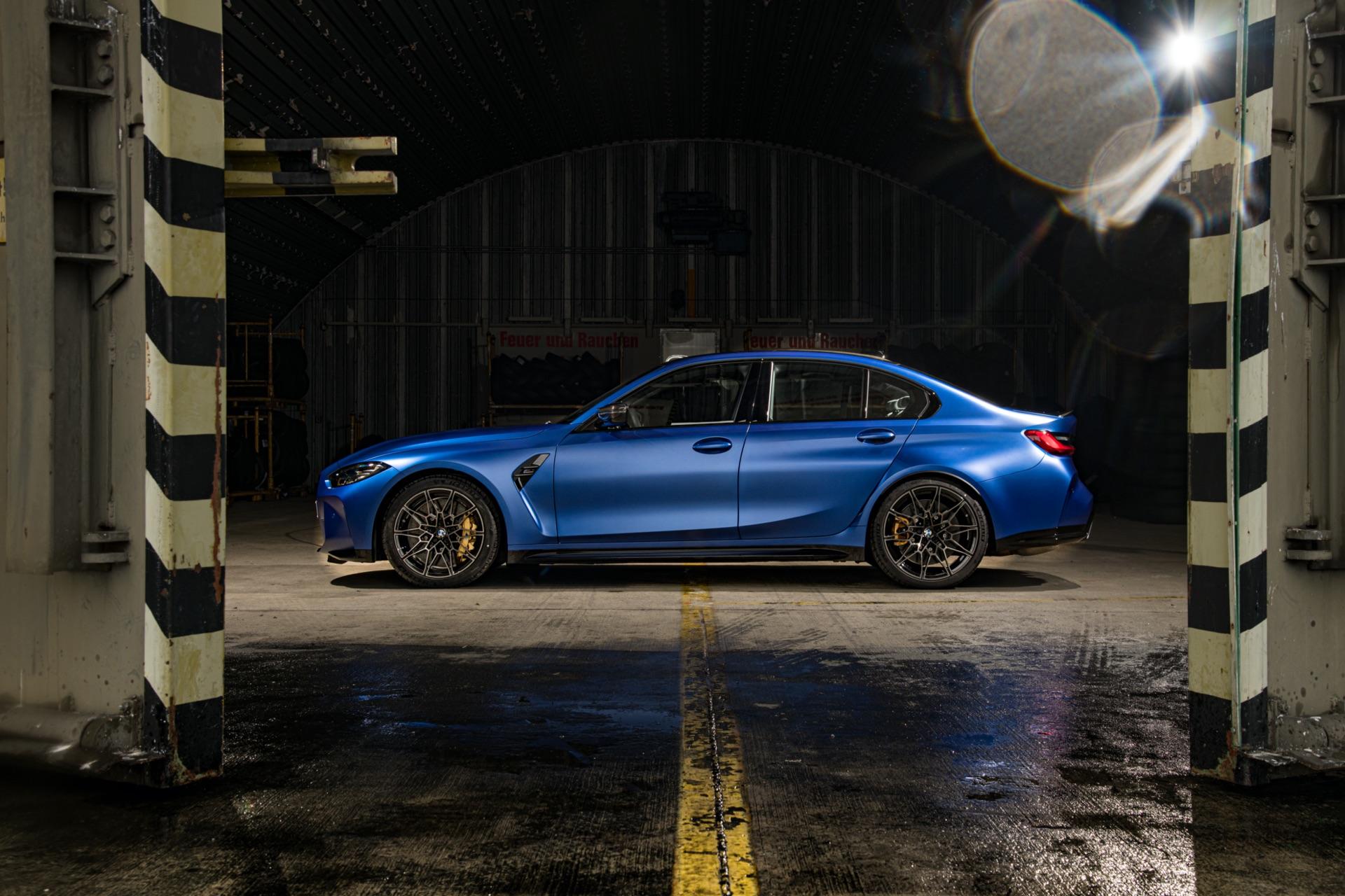 2022 BMW M3 0-60
