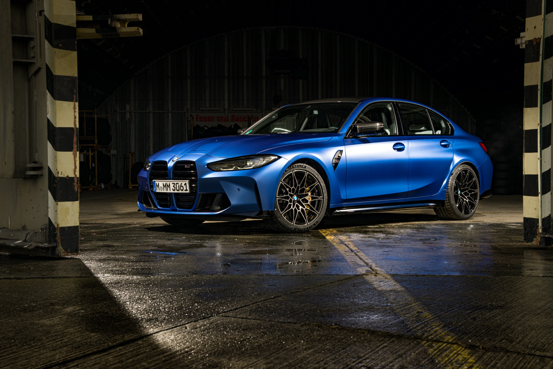 2022 BMW M3 price