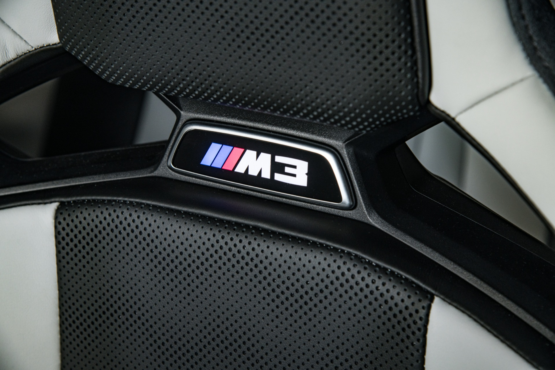 M3 badge