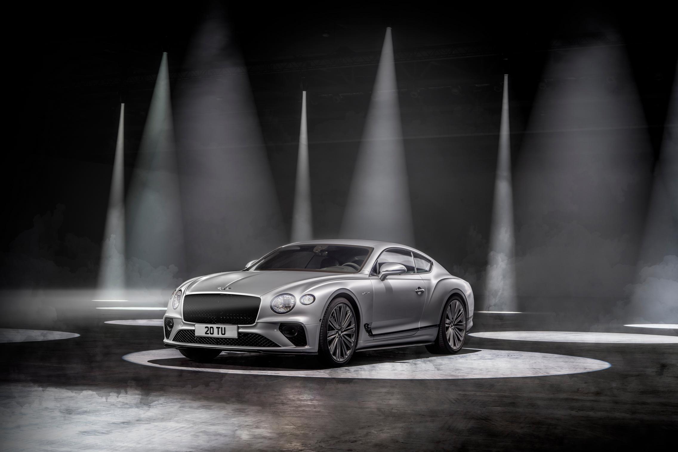 Bentley Continental GT Speed specs