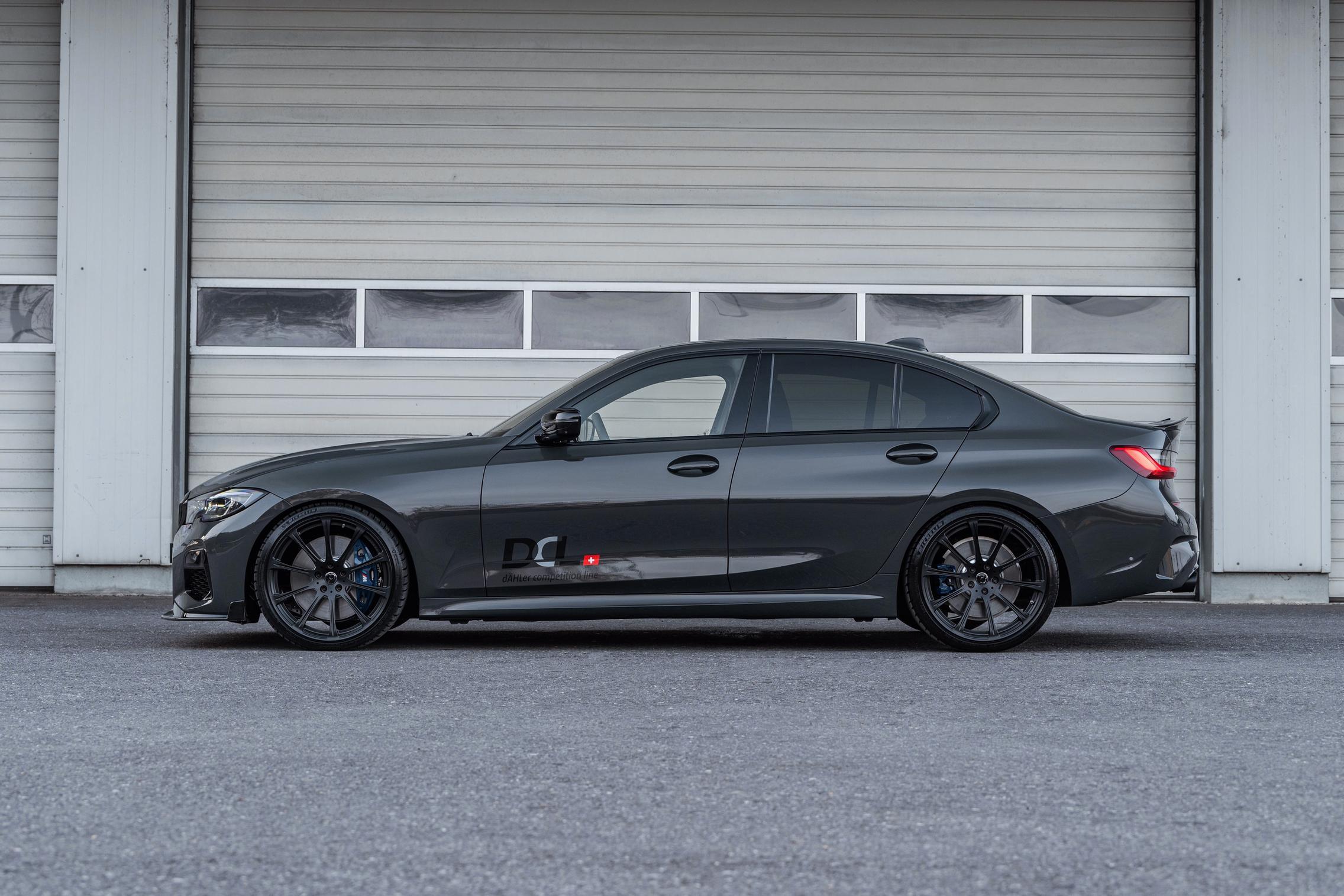 Dahler BMW M340i side
