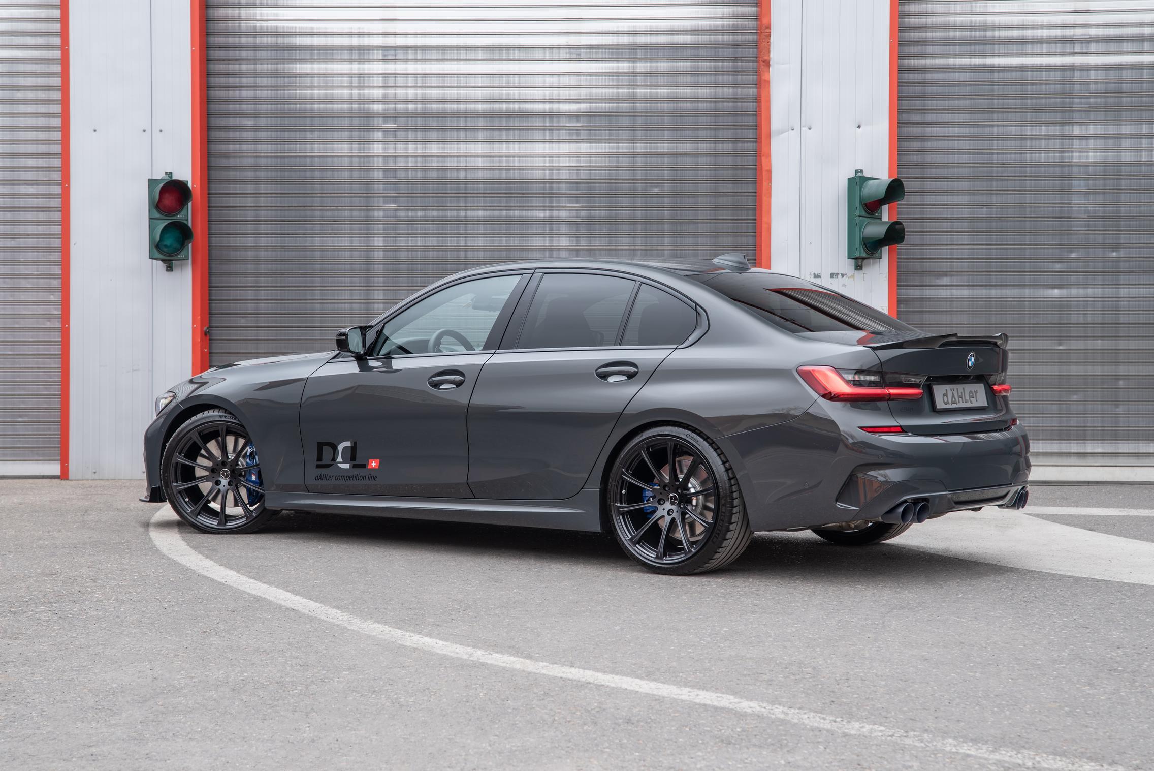 Dahler BMW M340i xDrive Grey