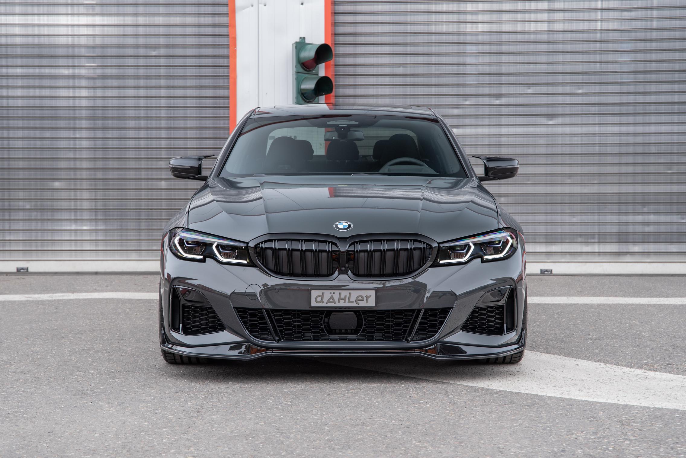 Dahler BMW M340i xDrive front
