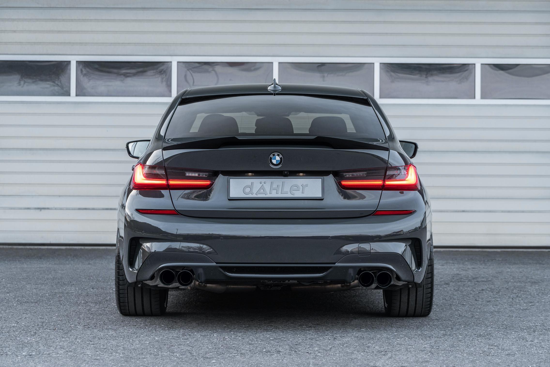Dahler BMW M340i xDrive rear