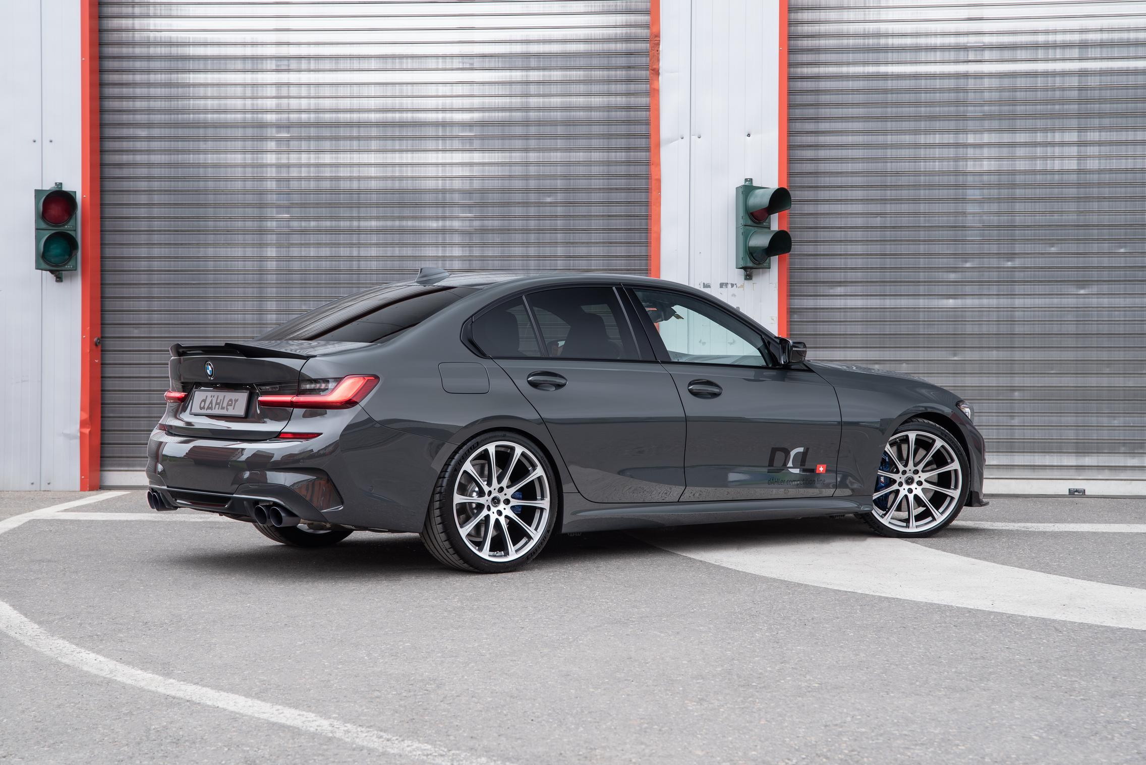 Dahler BMW M340i xDrive wheels