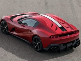 Ferrari 812 VS render