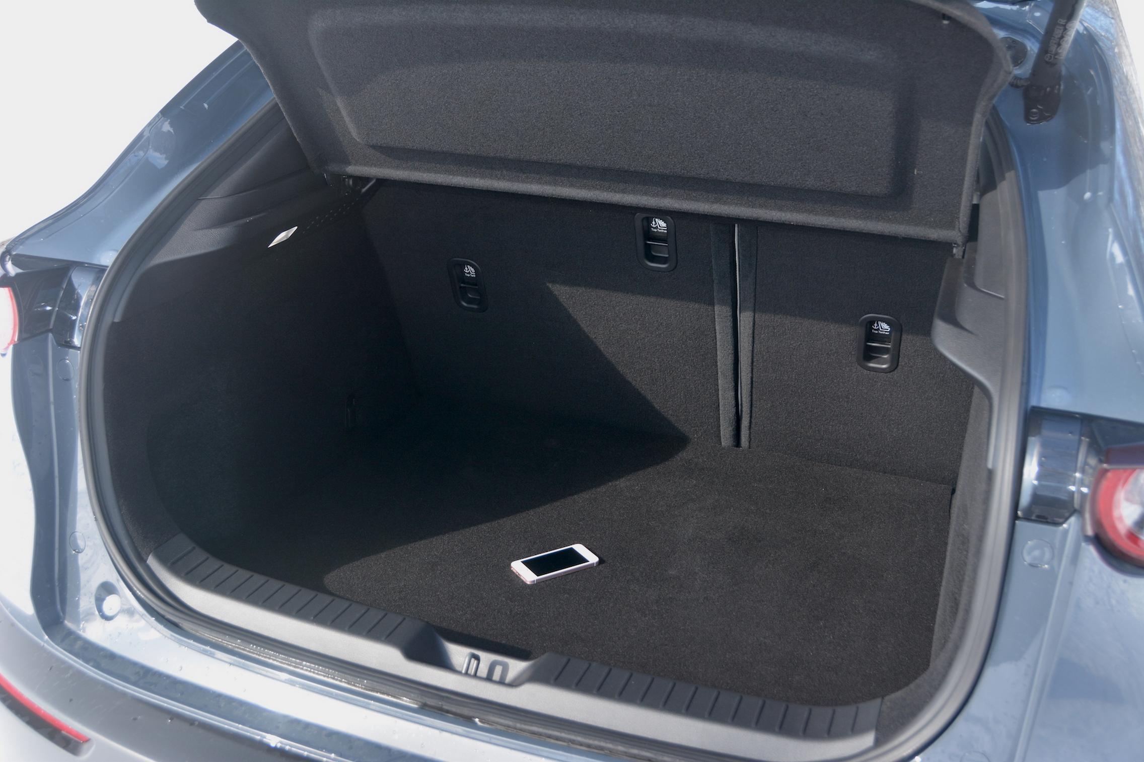Mazda CX-30 AWD trunk