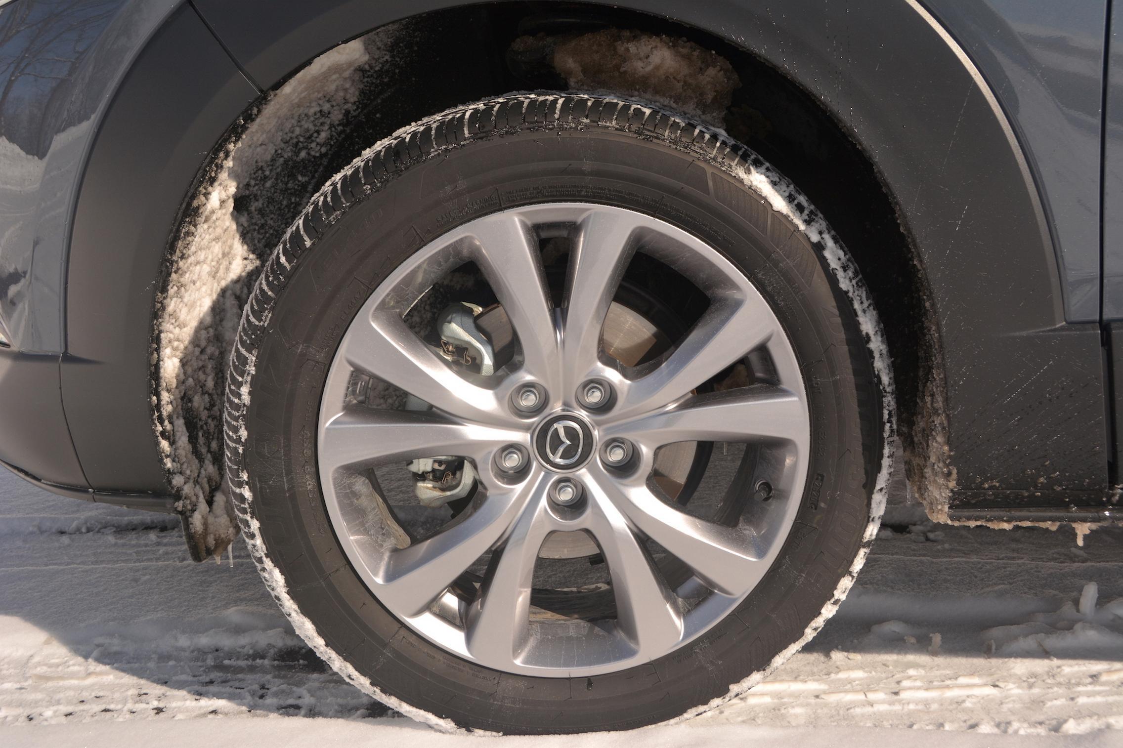 Mazda CX-30 AWD wheels