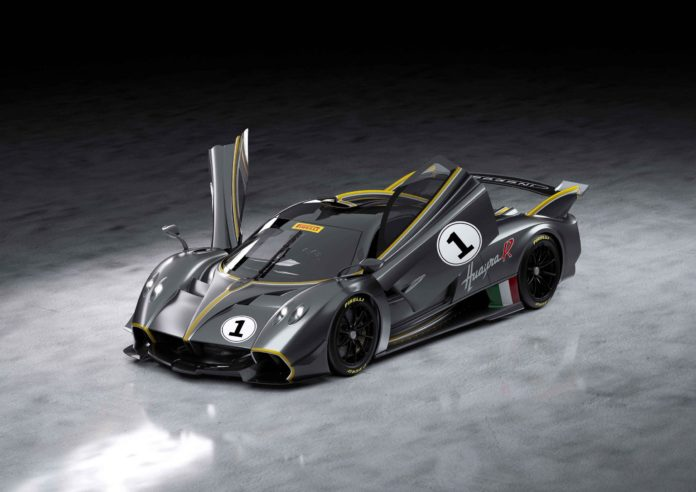 Pagani Huayra R: Track Only Hypercar with $3.1 Million Price Tag Revealed