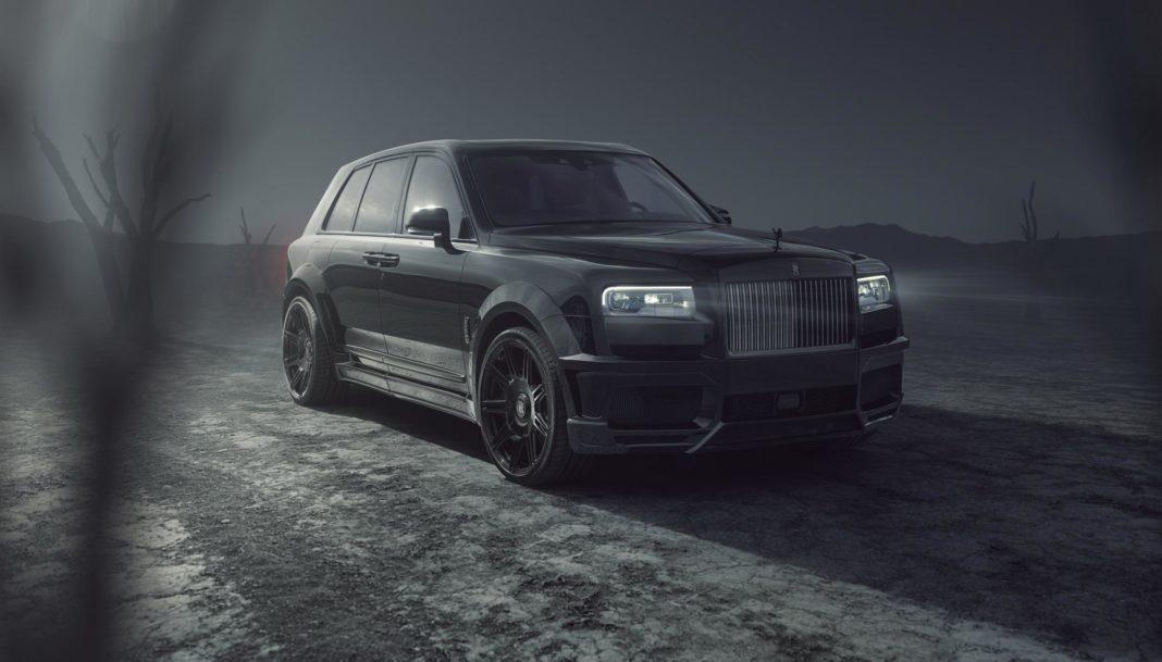 Spofec Rolls-Royce Cullinan Black Badge