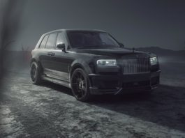 Spofec Rolls-Royce Cullinan Black Badge