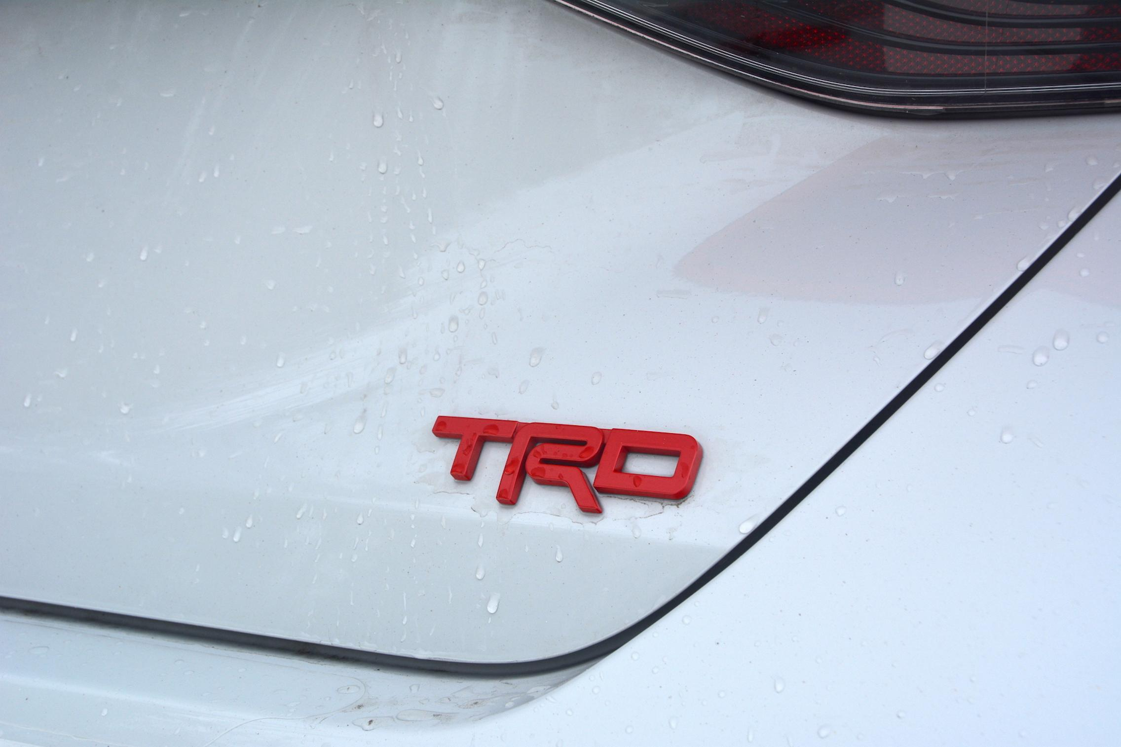 TRD Badge