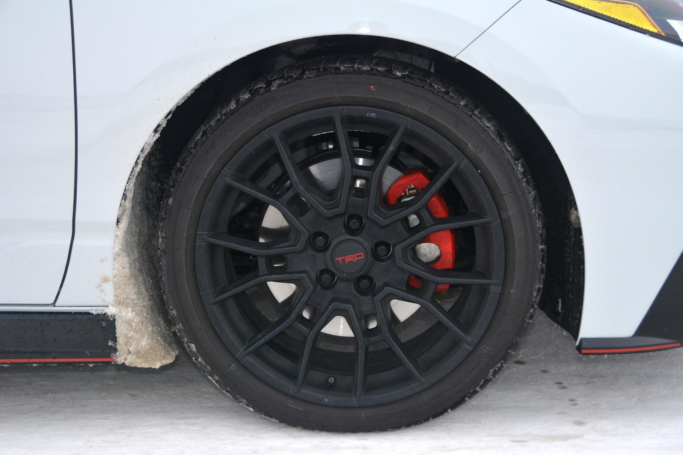 Toyota Avalon TRD wheels